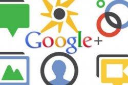 Google+ показывает активное развитие